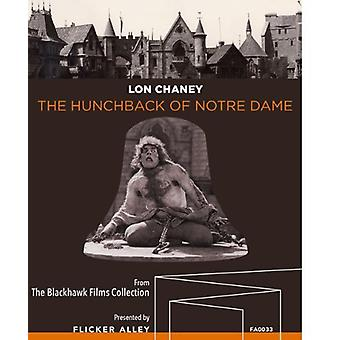 Hunchback of Notre Dame [BLU-RAY] USA import