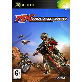 MX Unleashed (Xbox) - As New