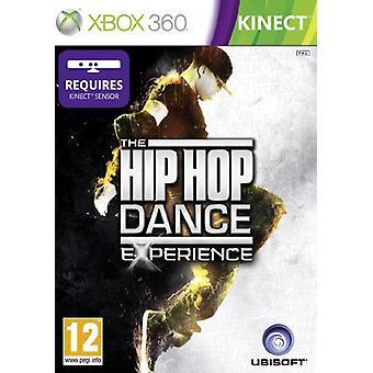 Hip Hop Dance Experience (Xbox 360) - Som ny