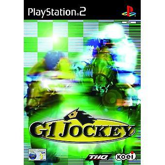 G1 Jockey Horse Racing - New