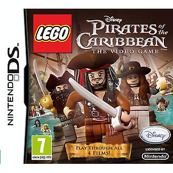 LEGO Pirates of the Caribbean TV-spelet (Nintendo DS)-fabriken förseglad