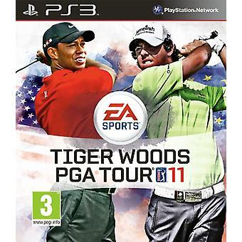 Tiger Woods PGA Tour 11-Move kompatibel (PS3)-ny