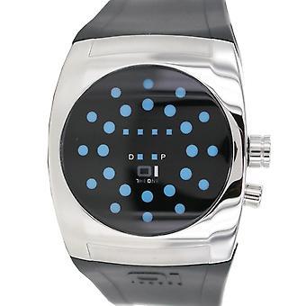 La montre binaire mens watch vis me regarder - SW102B3