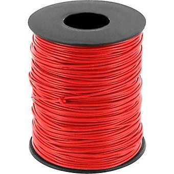 BELI-BECO D 105/100-RD Hyppylanka 1 x 0,20 mm² Punainen 100 m