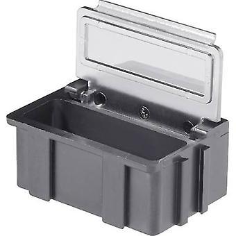 Licefa ESD SMD box (L x W x H) 37 x 12 x 15 mm conductive