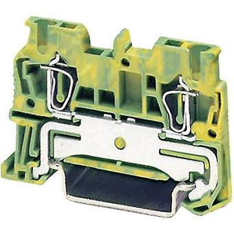Phoenix Contact 3031513 ST 1,5-PE Spring - Protective Conductor Terminal Block ST ...- PE Green, Yellow