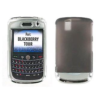 OEM Verizon BlackBerry Tour 9630 Snap On Case - Chrome (Bulk Packaging)