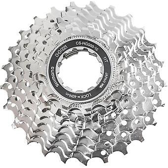 Shimano CS-HG500 / / 10-speed cassette (11-25 teeth)