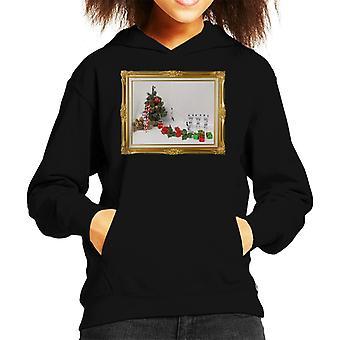 Originele Stormtrooper Christmas Tree dood schuif Kid's Hooded Sweatshirt