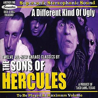 Sons of Hercules - Different Kind of Ugly [CD] USA import