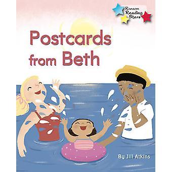 Cartes postales de Beth - 9781781278024 livre