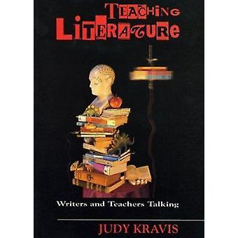 Undervisning litteratur - författare och lärare talar av Judy Kravis - 97