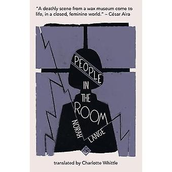 People in the Room by Norah Lange - 9781911508229 Book