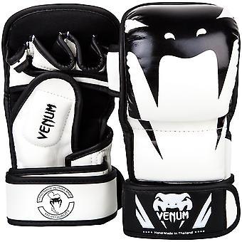 VM innvirkning MMA Sparring hansker hvit/svart