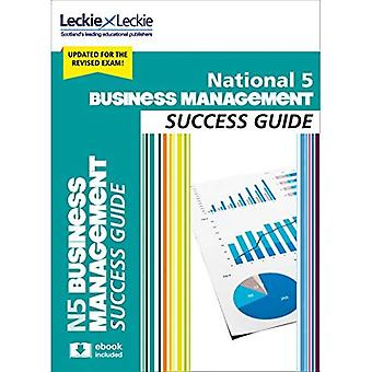 Success Guide for SQA Exams - National 5 Business Management Success Guide