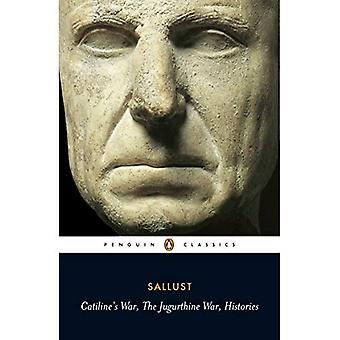 Catiline's War: WITH The Jugurthine War (Penguin Classics)