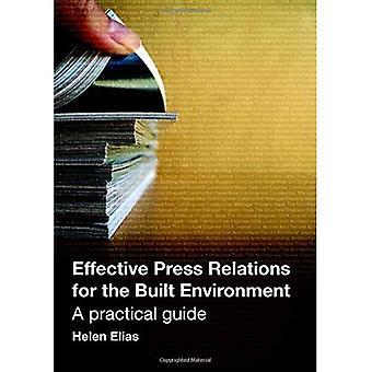 Effektiv trykk relasjoner for bygde omgivelser