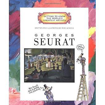 Georges Seurat (Lär känna världens största artister)