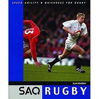 SAQ Rugby: Speed smidighet og hurtighet for Rugby
