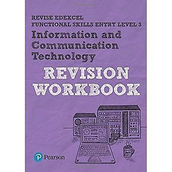 Überarbeiten Sie Edexcel funktionelle Fähigkeiten IKT-Entry Level 3 Arbeitsmappe - überarbeiten funktionalen Fähigkeiten (Taschenbuch)