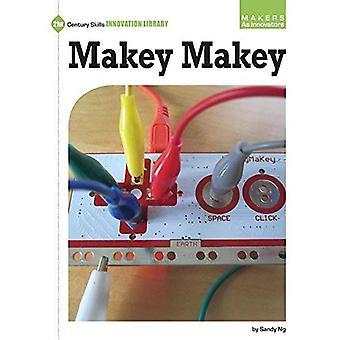 Makey Makey (bibliothèque de l'Innovation compétences du XXIe siècle