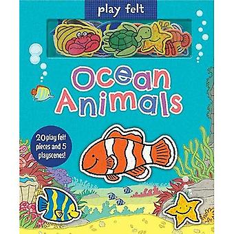 Play Felt Ocean Animals (Soft Felt Play Books)