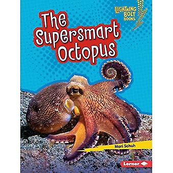 De Supersmart Octopus (Lightning Bolt Books (TM)--Supersmart dieren)