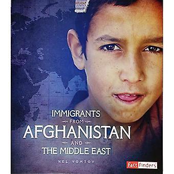 Immigranten uit Afghanistan en het Midden-Oosten (immigratie vandaag)