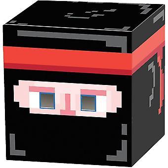 Ninja 8-Bit Box Head For All