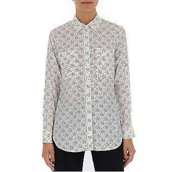 Equipment 183002728e231 Women's White Silk Shirt