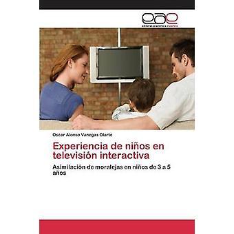 Experiencia de nios en Television interactiva por Vanegas Olarte Oscar Alonso
