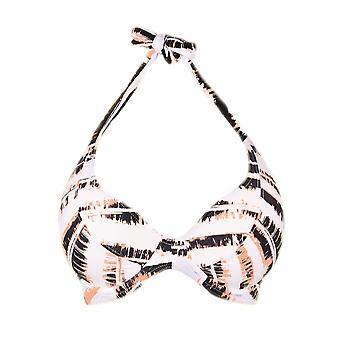 Freya Castaway As3832 Wp Underwired, Padded Halter Bikini Top
