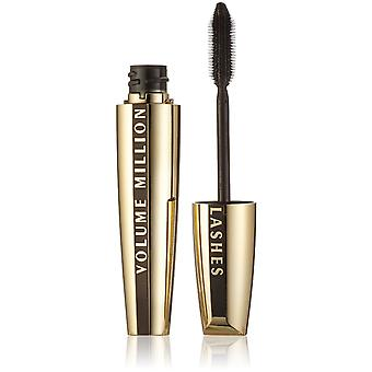 2 x L'Oreal Paris Volume Million Lashes Mascara 10.5ml - Black