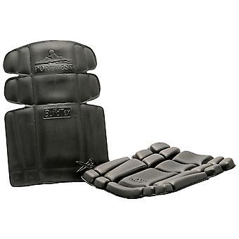 Portwest Unisex knie Pad (S156) / werkkleding / Safetywear (Pack van 2)