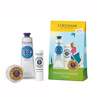 L'Occitane Hugs And Kisses With Love 3 Piece Set