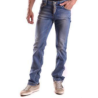 Frankie Morello Ezbc167053 Men's Blue Denim Jeans