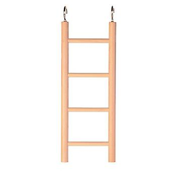 Trixie Wooden Ladder for budgies and canaries 4 rungs/20 Cm.