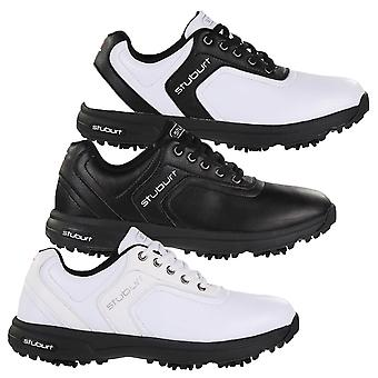 Stuburt Mens Comfort Xp Ii Lightweight Water Resistant Golf Shoes