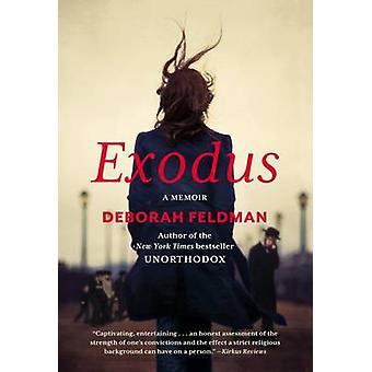 Exodus - A Memoir by Deborah Feldman - 9780142181850 Book