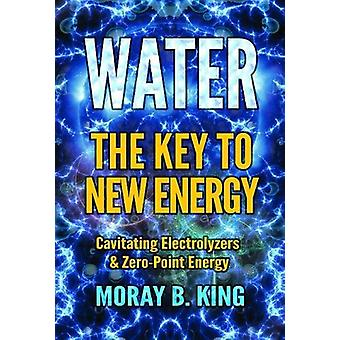 Water - the Key to New Energy - Cavitating Electrolyzers & Zero-Poi
