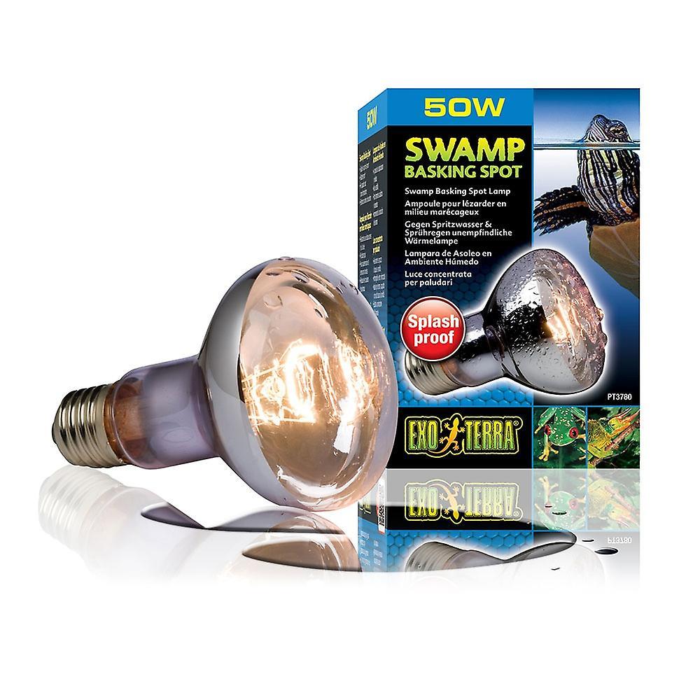 Exo Terra Swamp Basking Spot Bulb 50w
