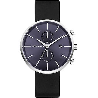 Relógio masculino Jacob Jensen 621 Linear