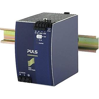 PULS DIMENSION QS20.241 Rail mounted PSU (DIN) 24 V DC 20 A 480 W 1 x