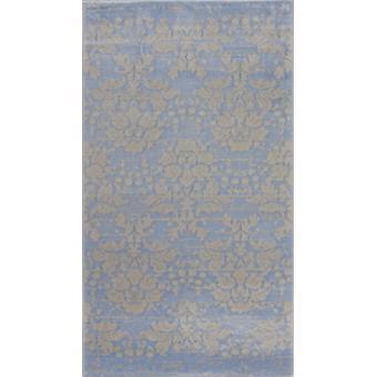 Pierre Cardin Design matto akryyli sininen/ruskea