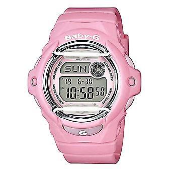 Casio Baby-G înflorit doamnelor roz uita-te la BG-169R-4CCR