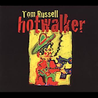 Tom Russell - Hotwalker: Ballad for Gone America [CD] USA import