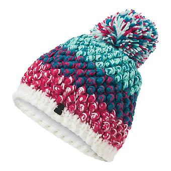 Spyder BERRY women's knit bobsledwinter ski hat multi