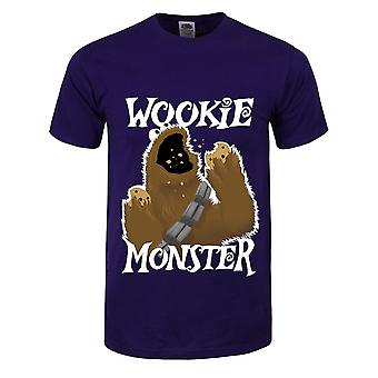 Grindstore Herren Wookie Monster T-Shirt
