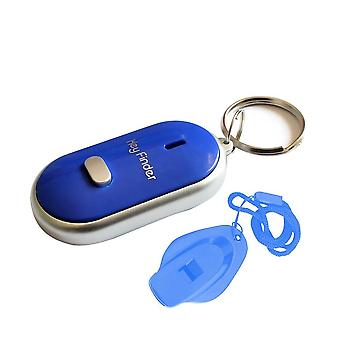 Wireless Key Finder Anti lost LED lamp-Blue