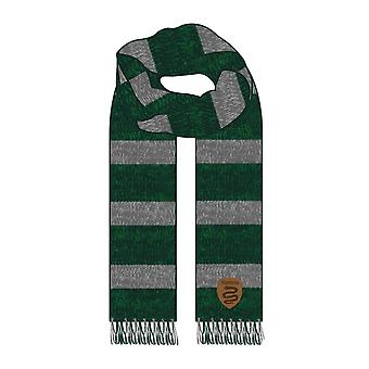 Harry Potter Slytherin House Jacquard Winter Scarf
